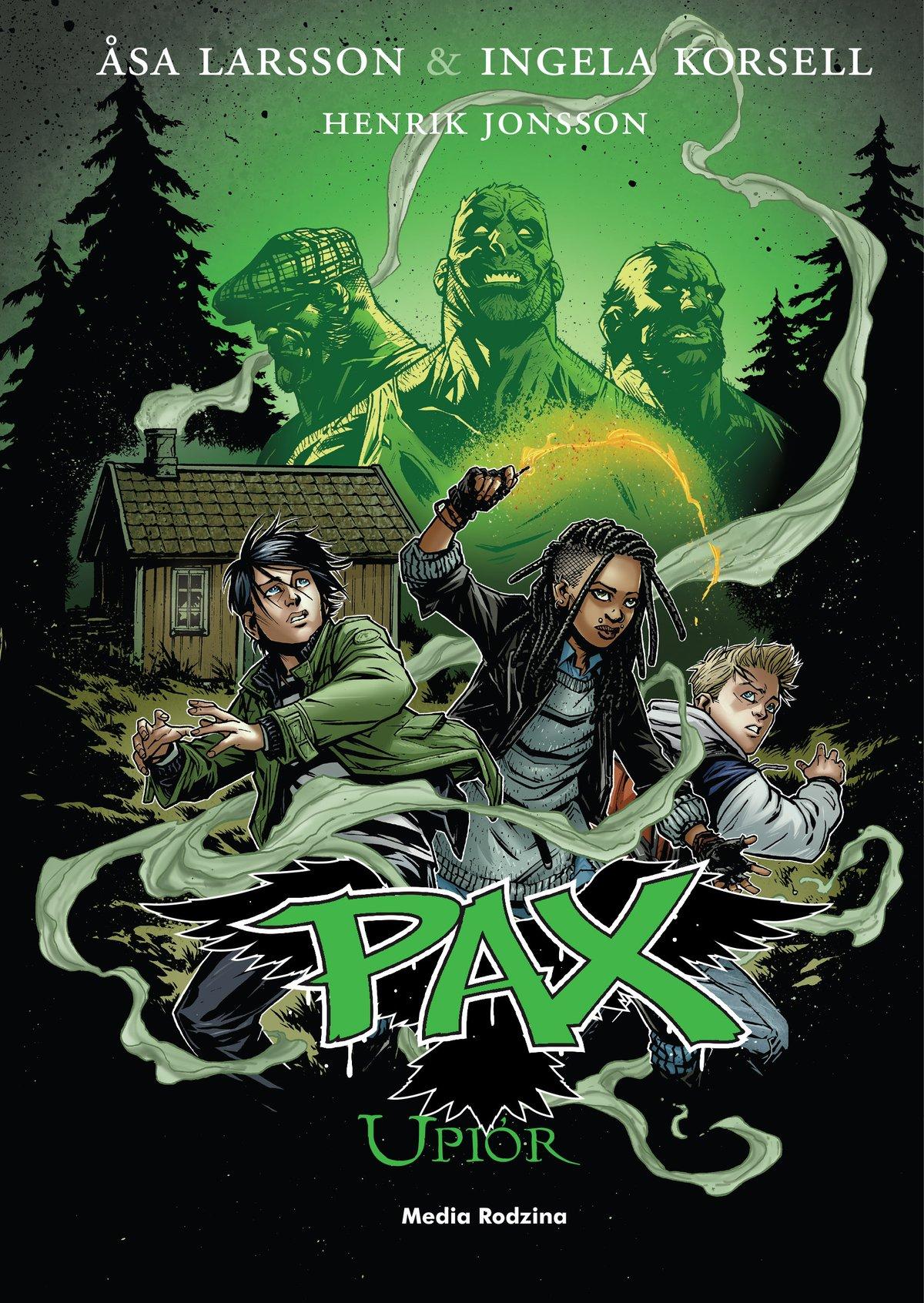 Pax. Upiór - Ebook (Książka na Kindle) do pobrania w formacie MOBI