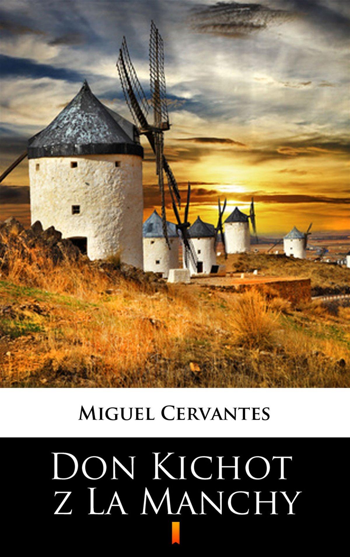 Don Kichot z La Manchy - Ebook (Książka na Kindle) do pobrania w formacie MOBI
