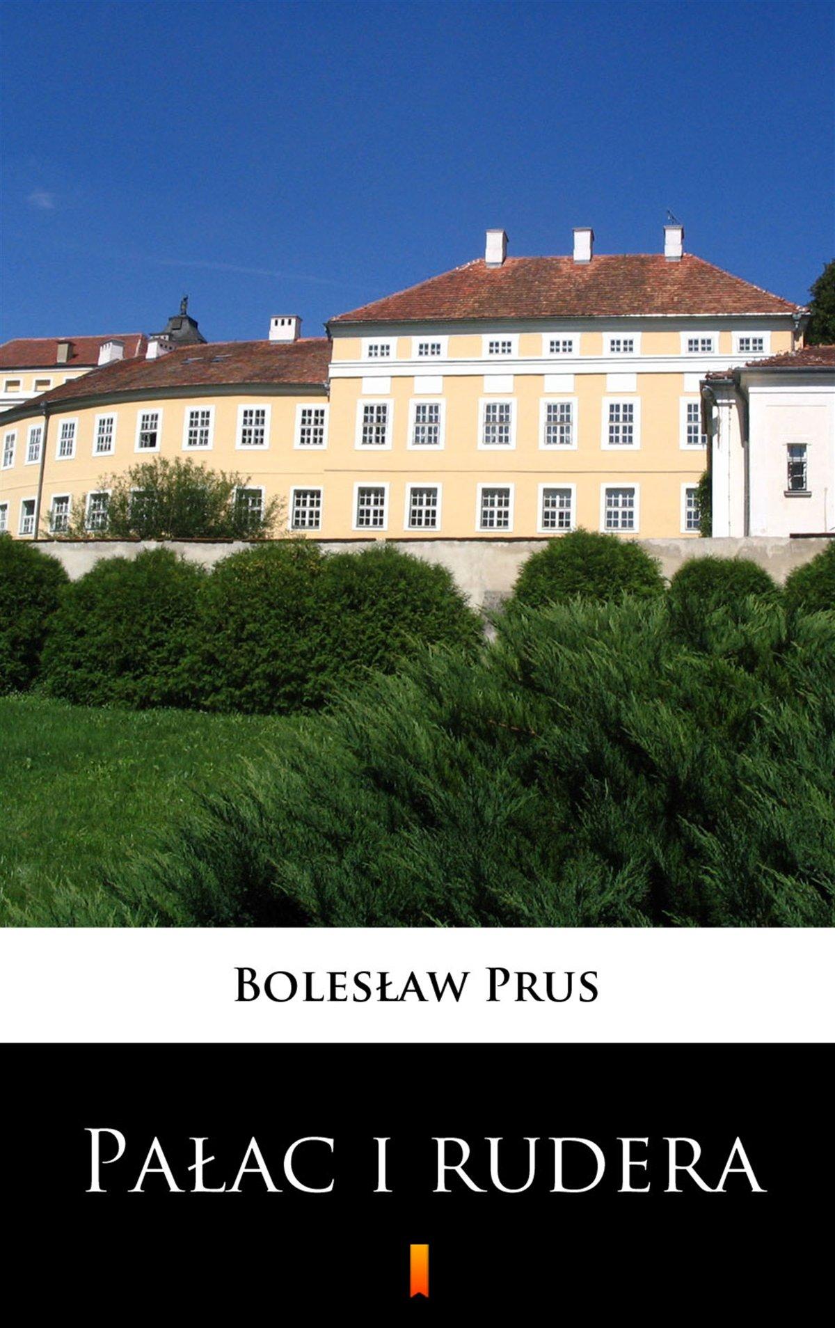 Pałac i rudera - Ebook (Książka na Kindle) do pobrania w formacie MOBI