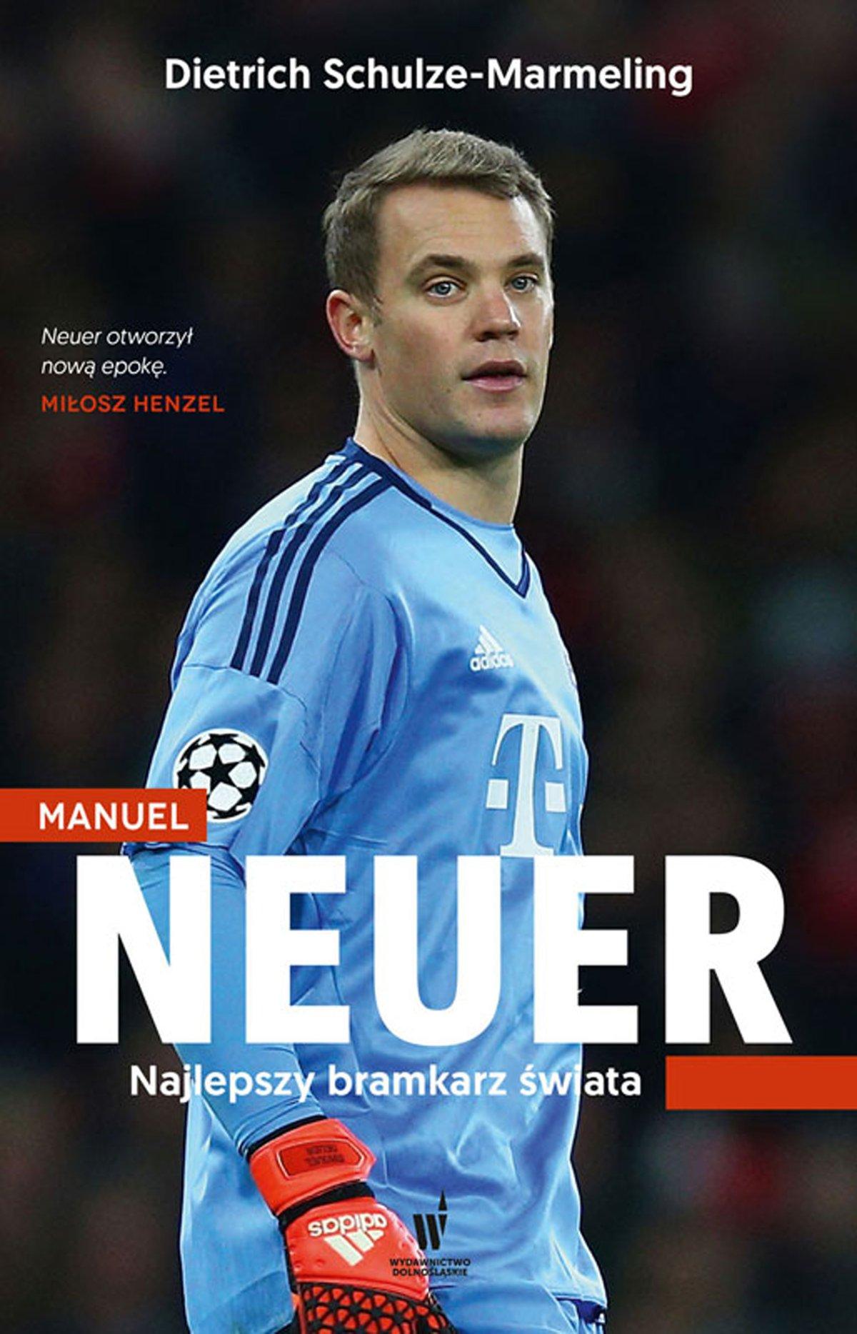 Manuel Neuer - Ebook (Książka EPUB) do pobrania w formacie EPUB