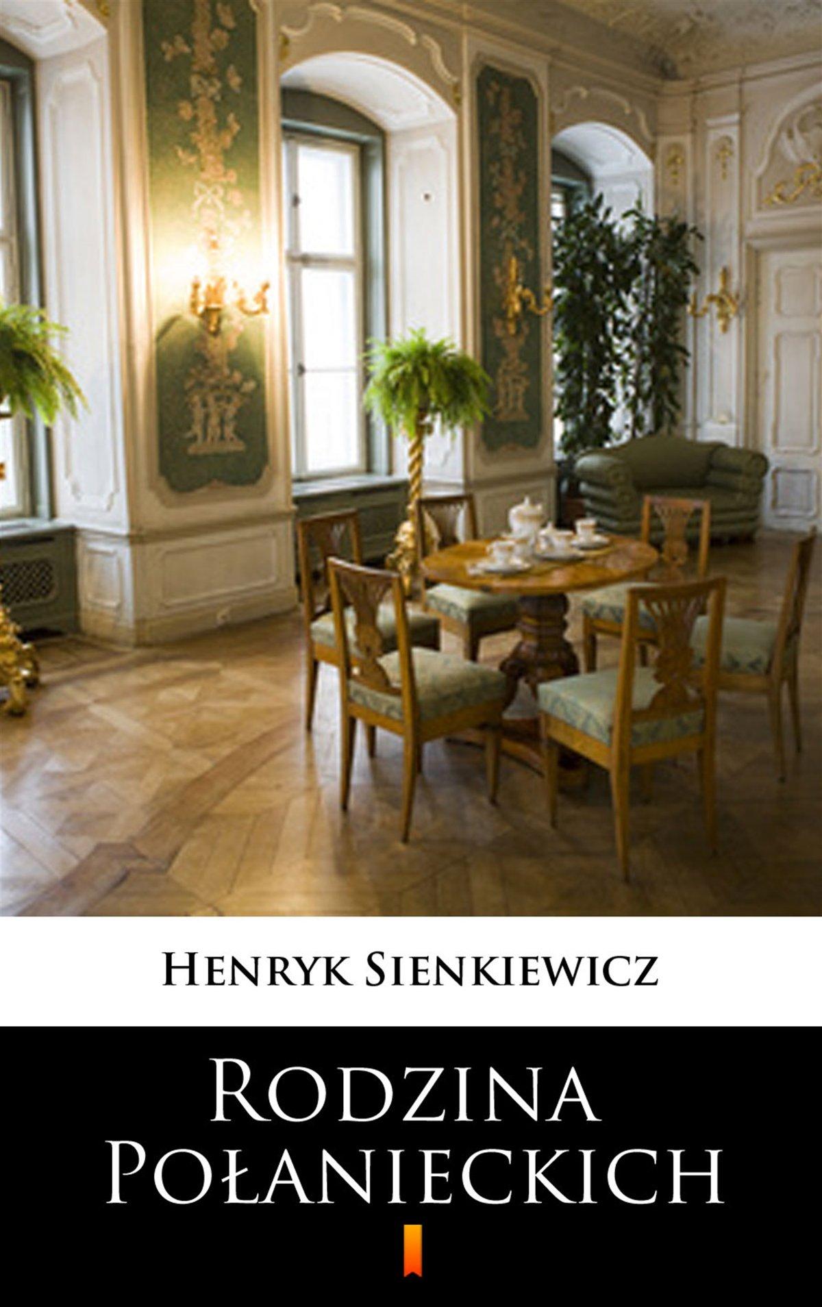 Rodzina Połanieckich - Ebook (Książka na Kindle) do pobrania w formacie MOBI