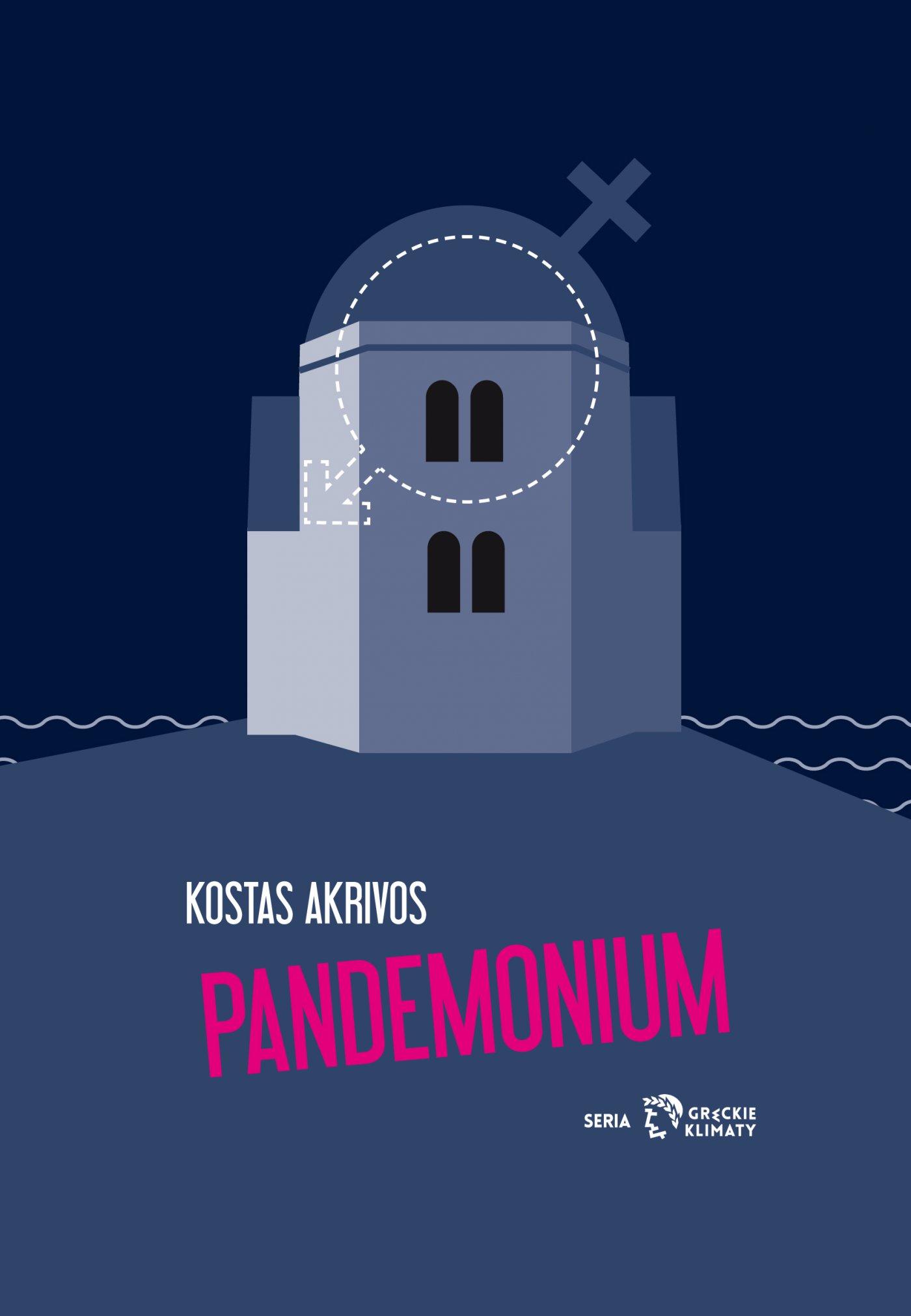 Pandemonium - Ebook (Książka EPUB) do pobrania w formacie EPUB