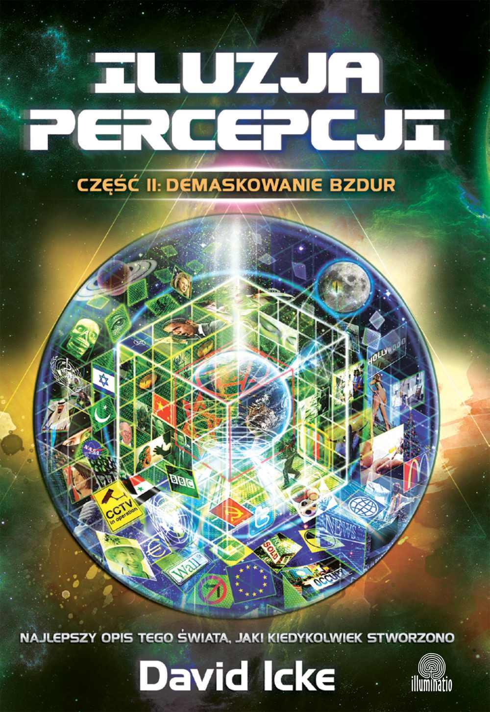 Iluzja percepcji. Część II. Demaskowanie bzdur - Ebook (Książka na Kindle) do pobrania w formacie MOBI