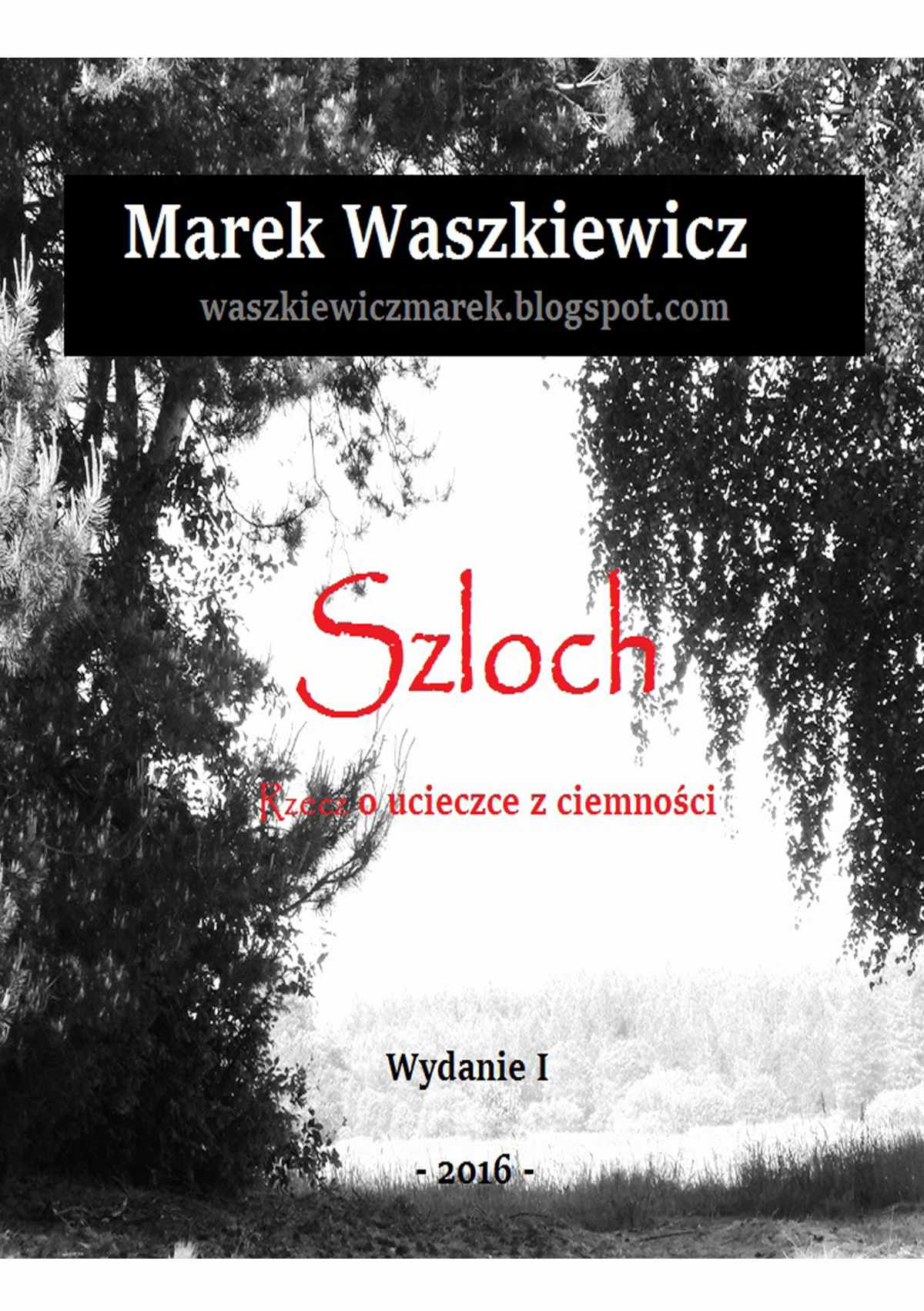 Szloch - Ebook (Książka EPUB) do pobrania w formacie EPUB