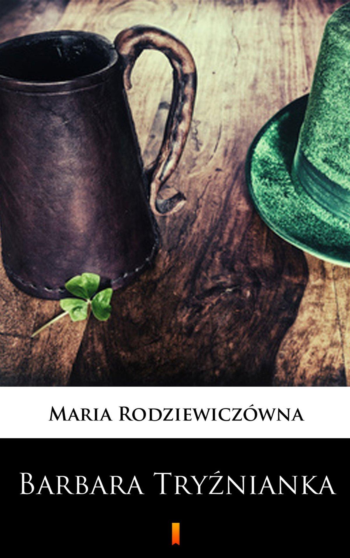 Barbara Tryźnianka - Ebook (Książka EPUB) do pobrania w formacie EPUB