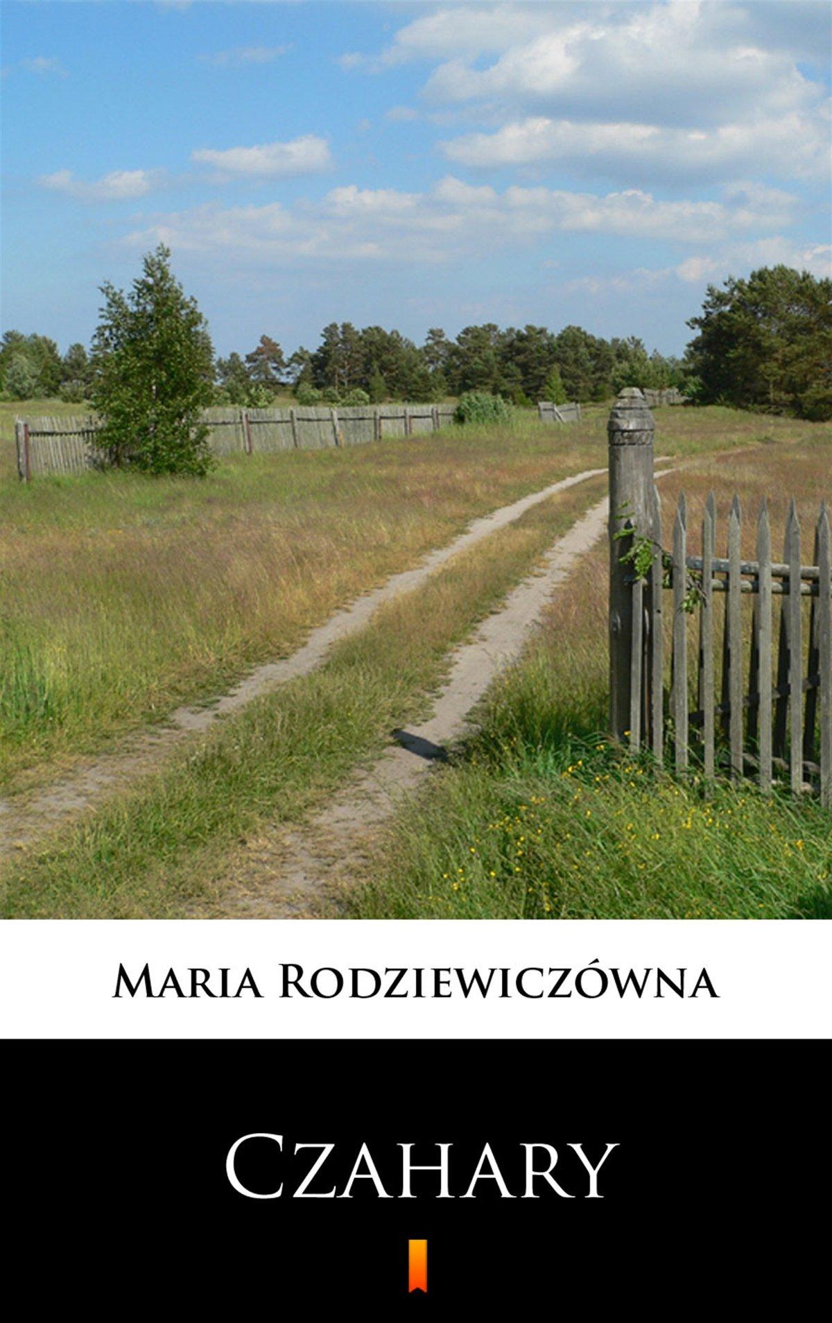 Czahary - Ebook (Książka na Kindle) do pobrania w formacie MOBI