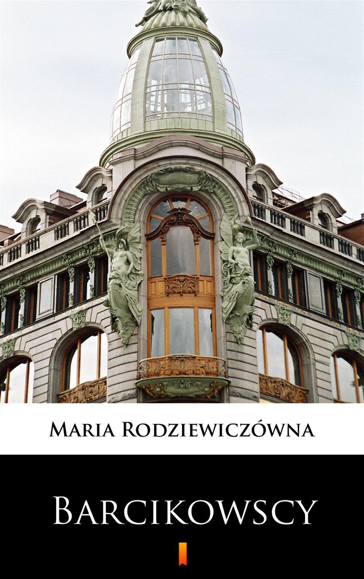 Barcikowscy - Ebook (Książka EPUB) do pobrania w formacie EPUB
