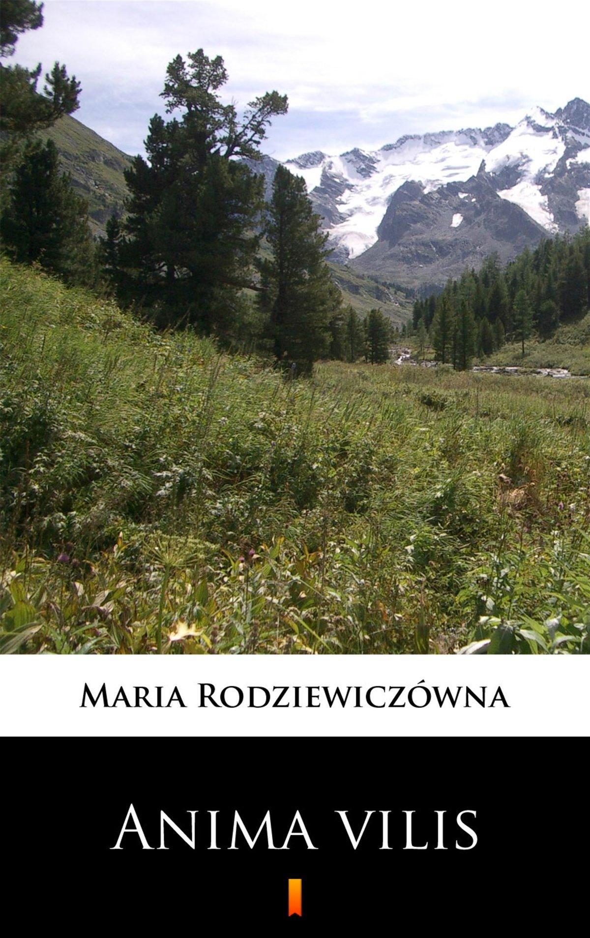 Anima vilis - Ebook (Książka na Kindle) do pobrania w formacie MOBI