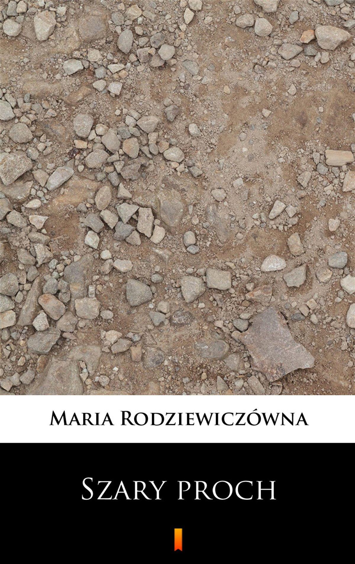 Szary proch - Ebook (Książka na Kindle) do pobrania w formacie MOBI