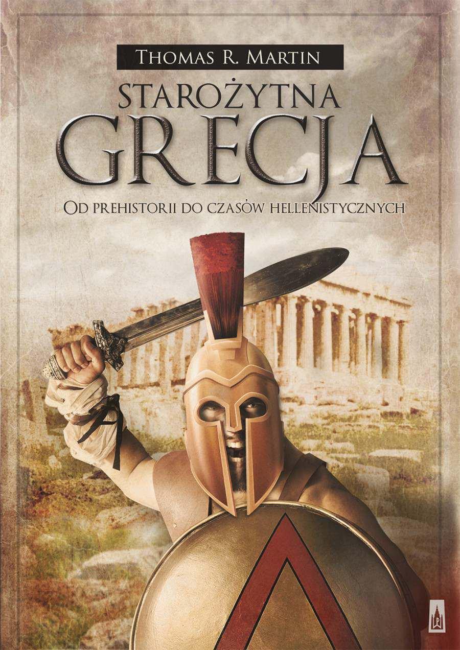 Starożytna Grecja. Od prehistorii do czasów hellenistycznych - Ebook (Książka EPUB) do pobrania w formacie EPUB