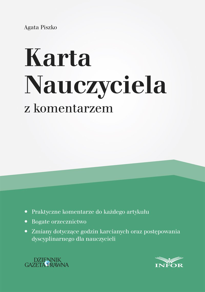 Karta Nauczyciela z komentarzem - Ebook (Książka PDF) do pobrania w formacie PDF