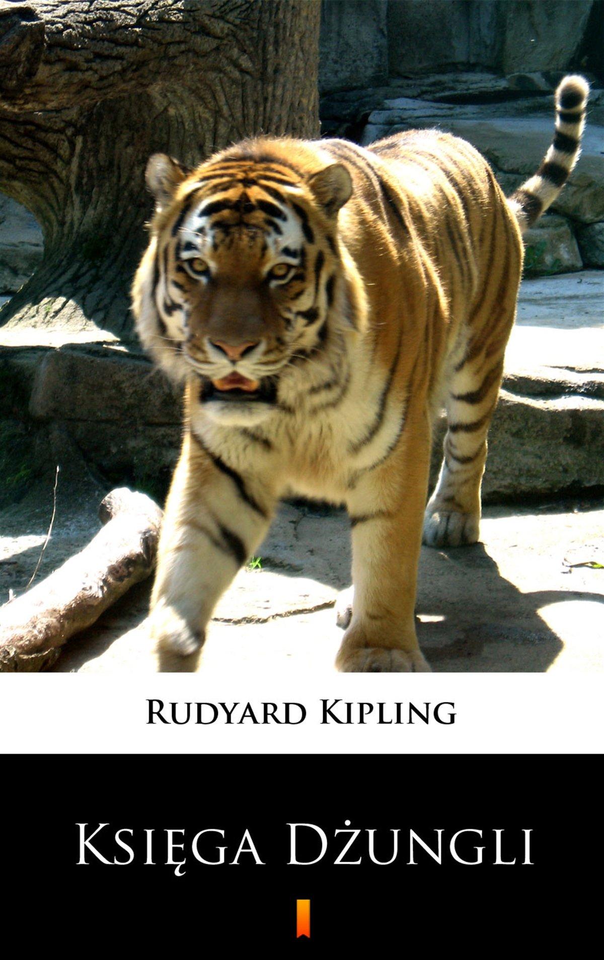 Księga dżungli. Część II - Ebook (Książka na Kindle) do pobrania w formacie MOBI