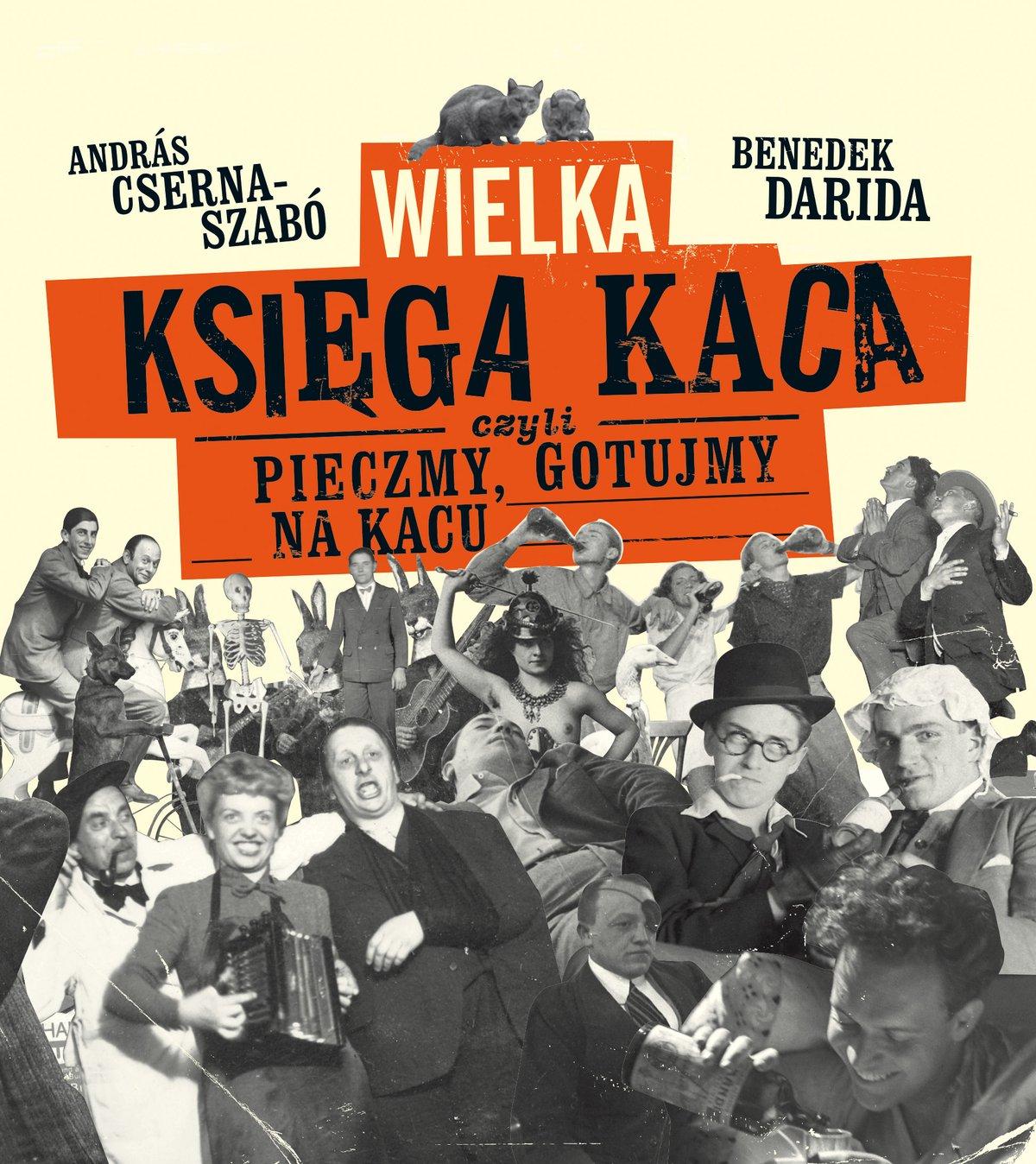 Wielka księga kaca - Ebook (Książka PDF) do pobrania w formacie PDF