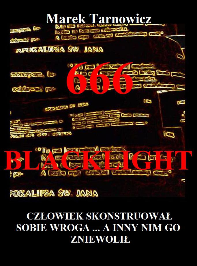 666. Tom 2. Blacklight. Wydanie 2 - Ebook (Książka PDF) do pobrania w formacie PDF