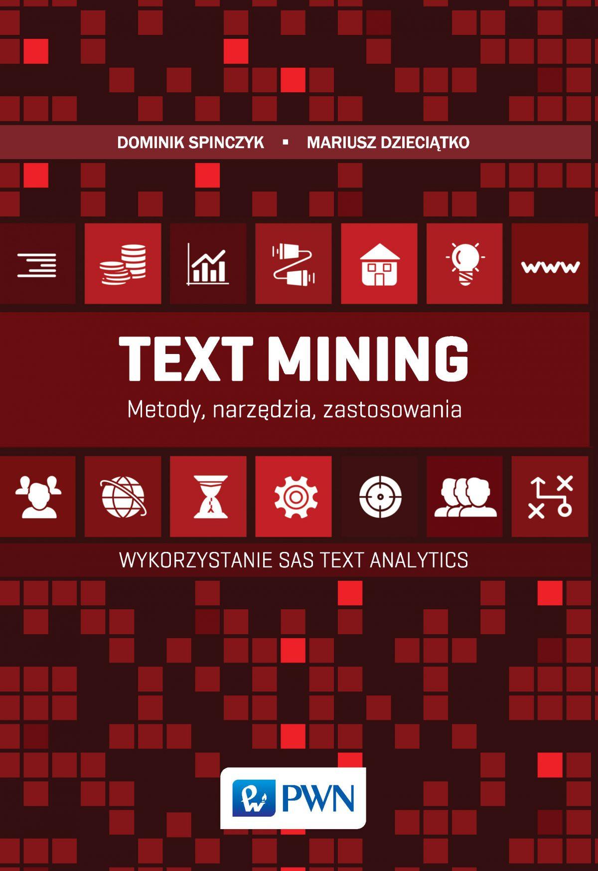 Text Mining: metody, narzędzia i zastosowania - Ebook (Książka EPUB) do pobrania w formacie EPUB