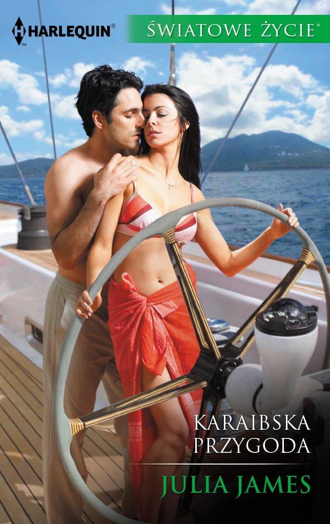 Karaibska przygoda - Ebook (Książka na Kindle) do pobrania w formacie MOBI