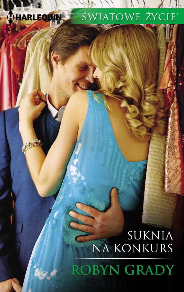 Suknia na konkurs - Ebook (Książka na Kindle) do pobrania w formacie MOBI