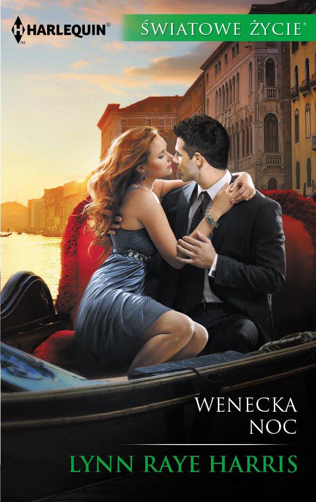 Wenecka noc - Ebook (Książka na Kindle) do pobrania w formacie MOBI