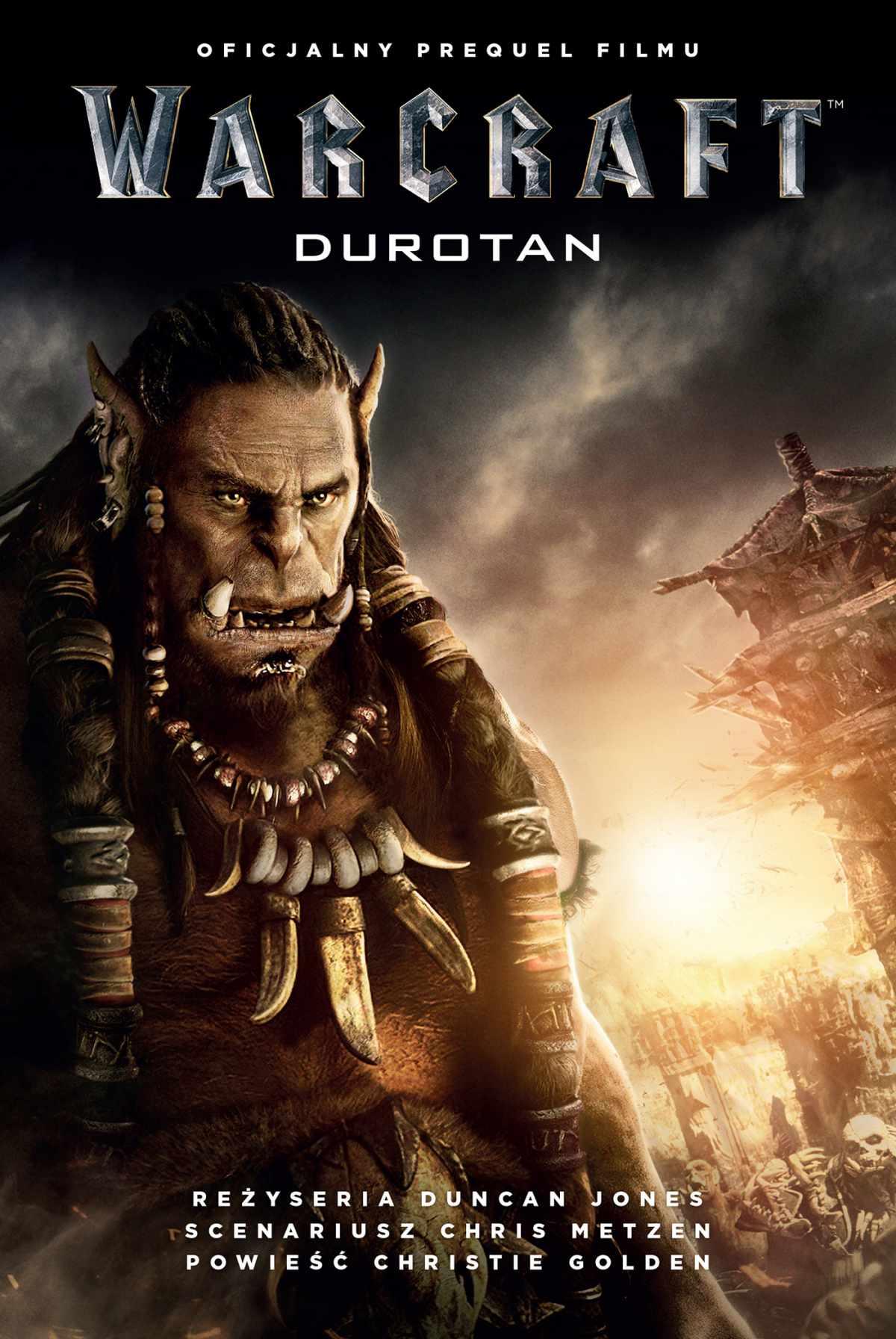 Warcraft: Durotan - Ebook (Książka EPUB) do pobrania w formacie EPUB
