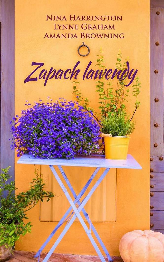 Zapach lawendy - Ebook (Książka na Kindle) do pobrania w formacie MOBI