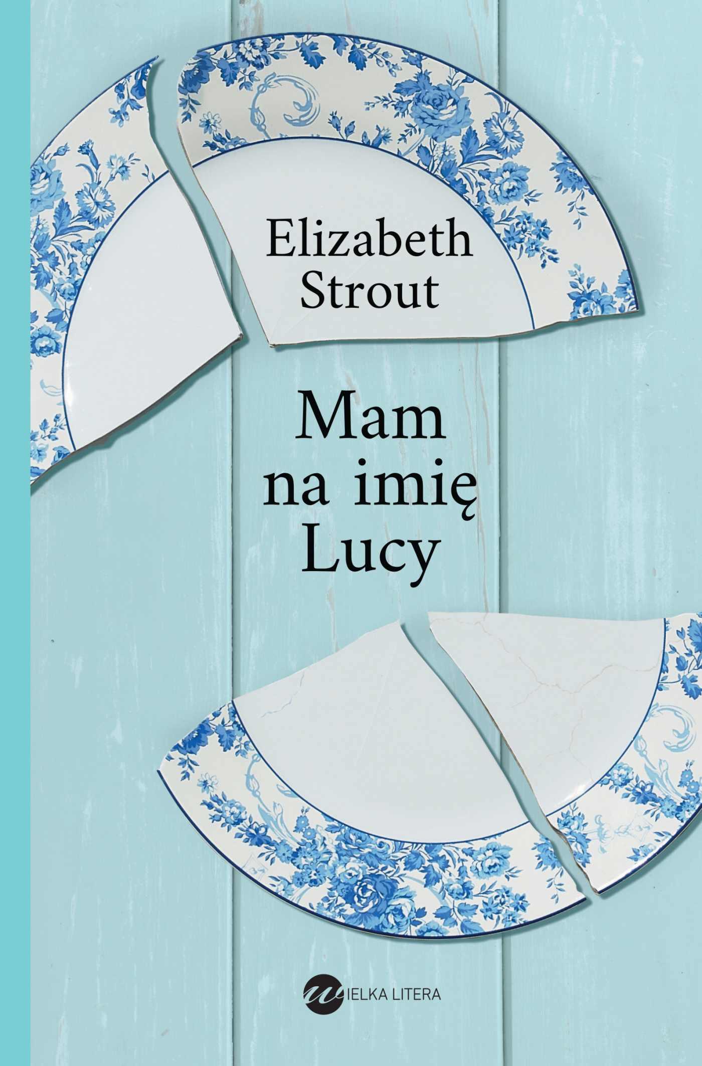 Mam na imię Lucy - Ebook (Książka EPUB) do pobrania w formacie EPUB
