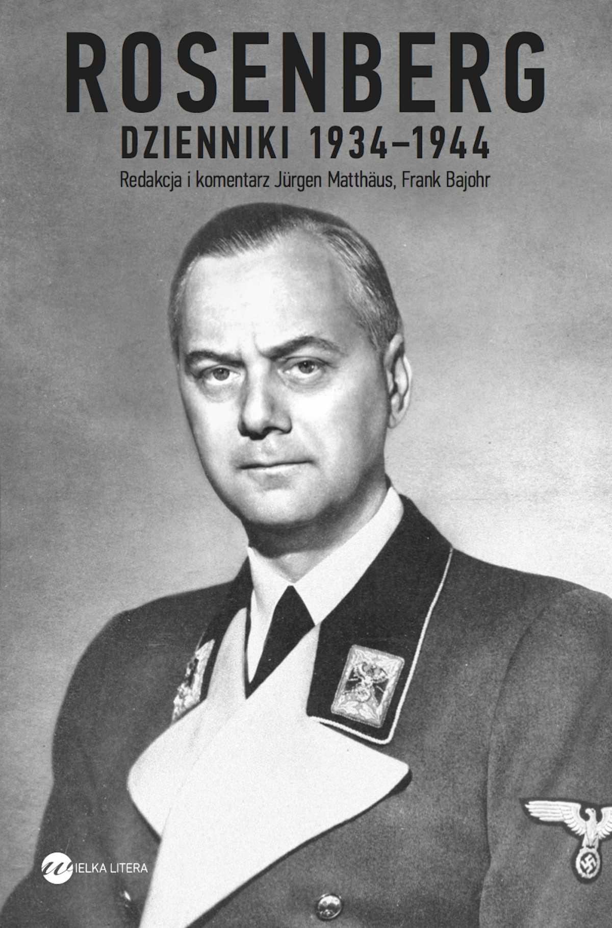 Dzienniki 1934-1944 - Ebook (Książka na Kindle) do pobrania w formacie MOBI