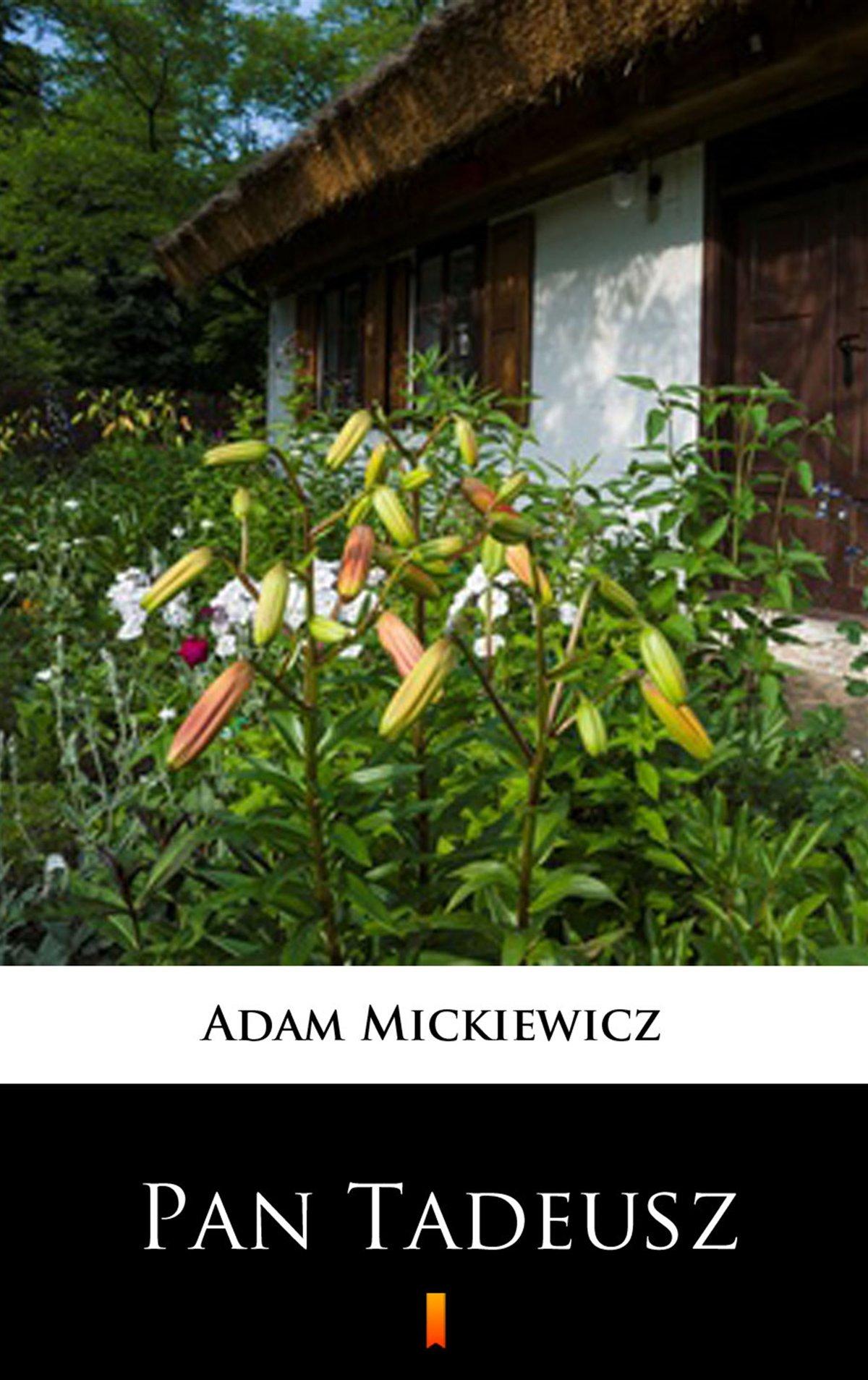 Pan Tadeusz - Ebook (Książka EPUB) do pobrania w formacie EPUB