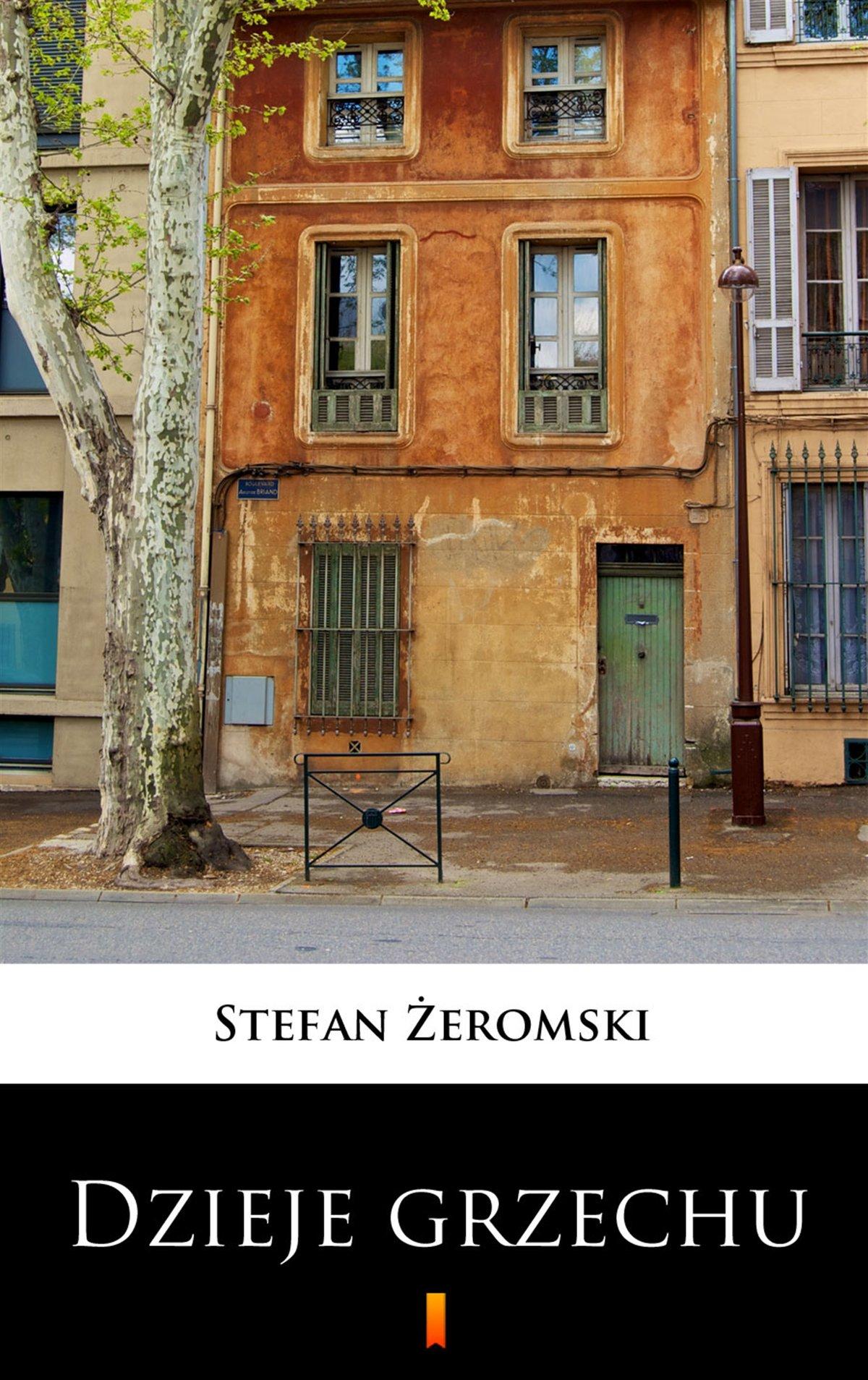 Dzieje grzechu - Ebook (Książka na Kindle) do pobrania w formacie MOBI