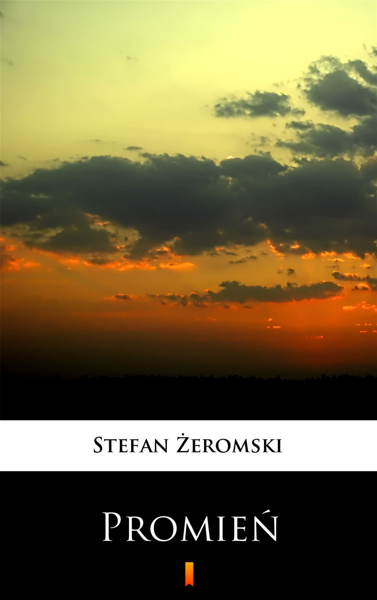 Promień - Ebook (Książka EPUB) do pobrania w formacie EPUB