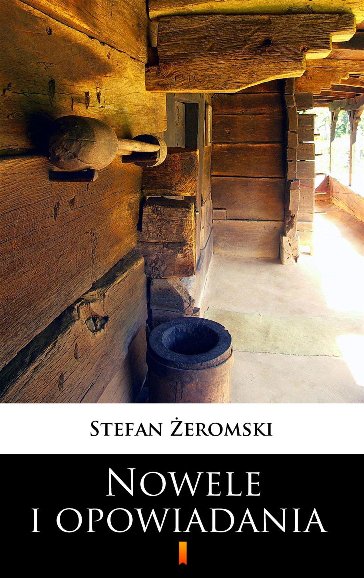 Nowele i opowiadania - Ebook (Książka EPUB) do pobrania w formacie EPUB