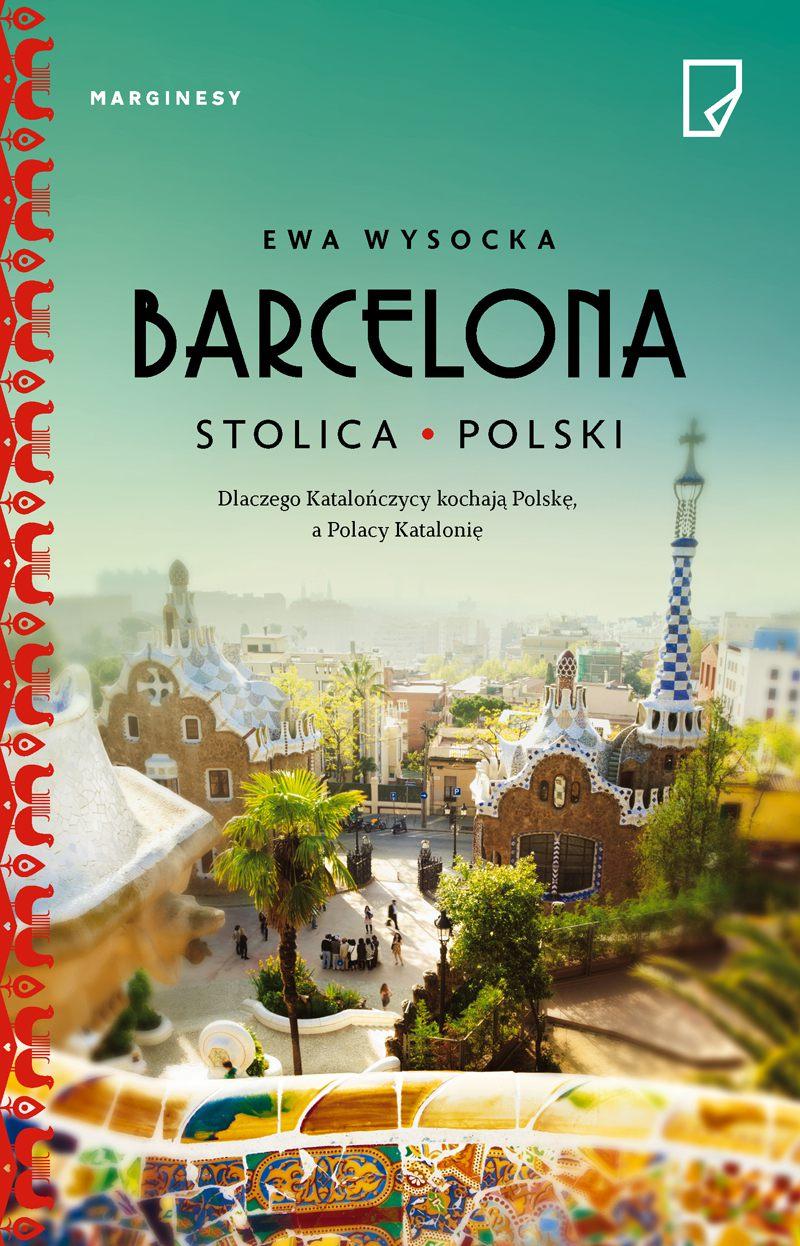 Barcelona - stolica Polski - Ebook (Książka na Kindle) do pobrania w formacie MOBI