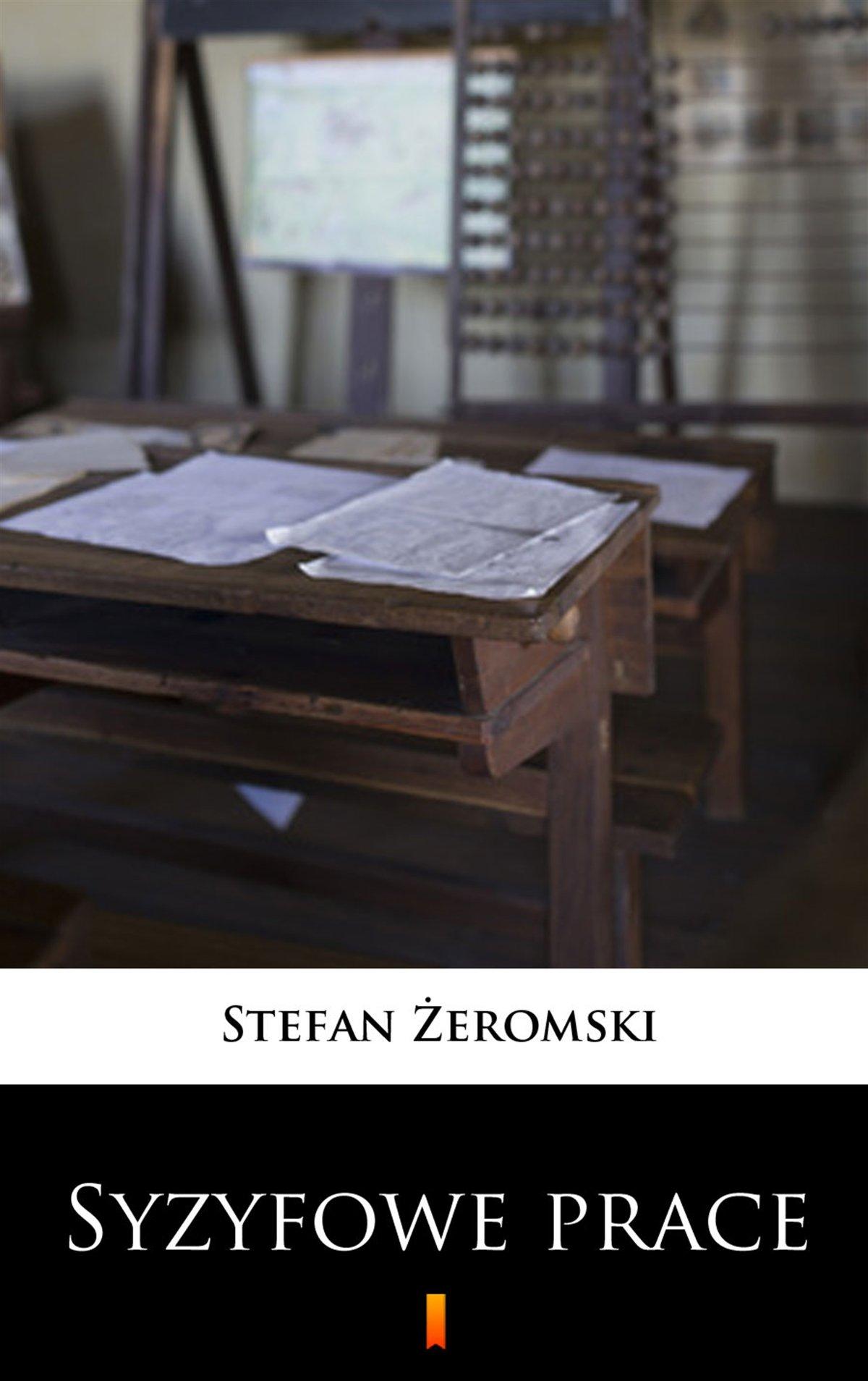 Syzyfowe prace - Ebook (Książka EPUB) do pobrania w formacie EPUB