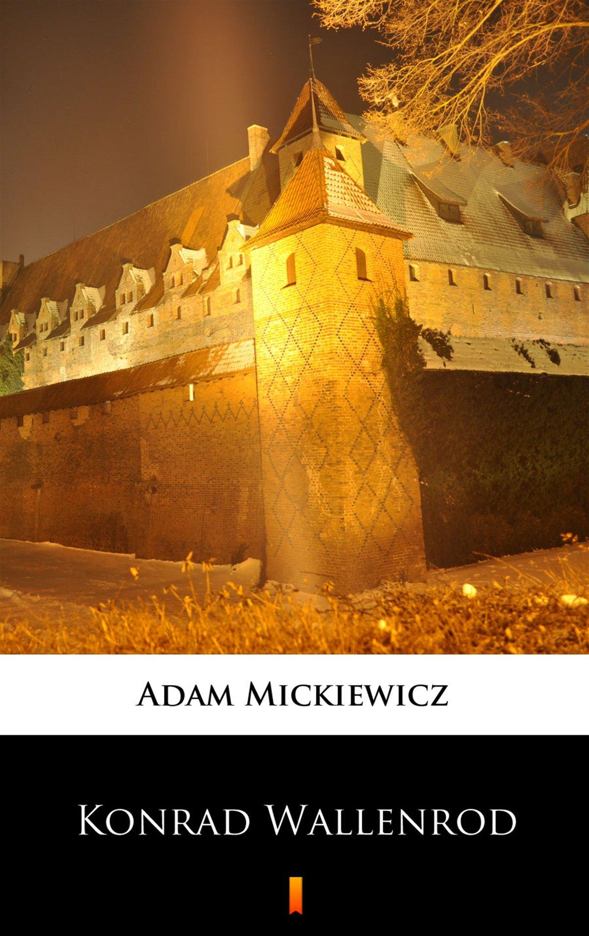 Konrad Wallenrod - Ebook (Książka na Kindle) do pobrania w formacie MOBI