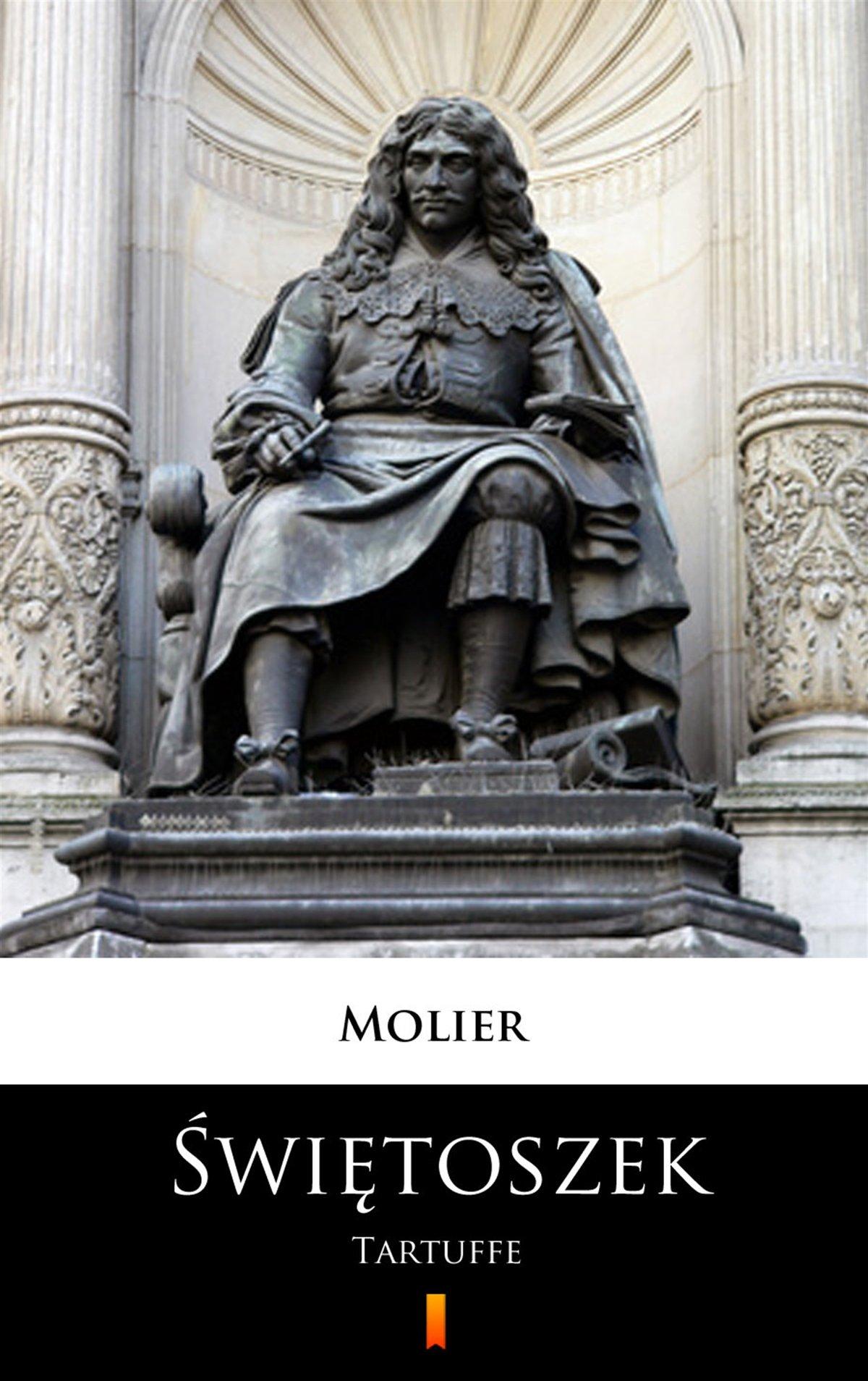 Świętoszek. Tartuffe - Ebook (Książka na Kindle) do pobrania w formacie MOBI