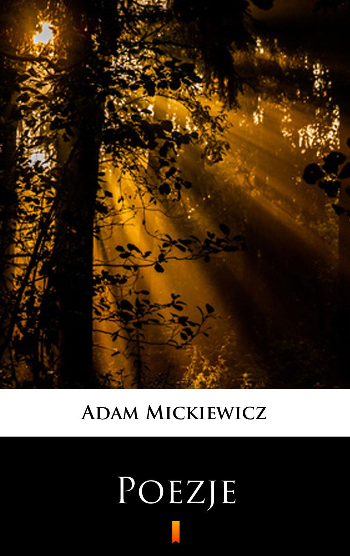 Poezje - Ebook (Książka EPUB) do pobrania w formacie EPUB