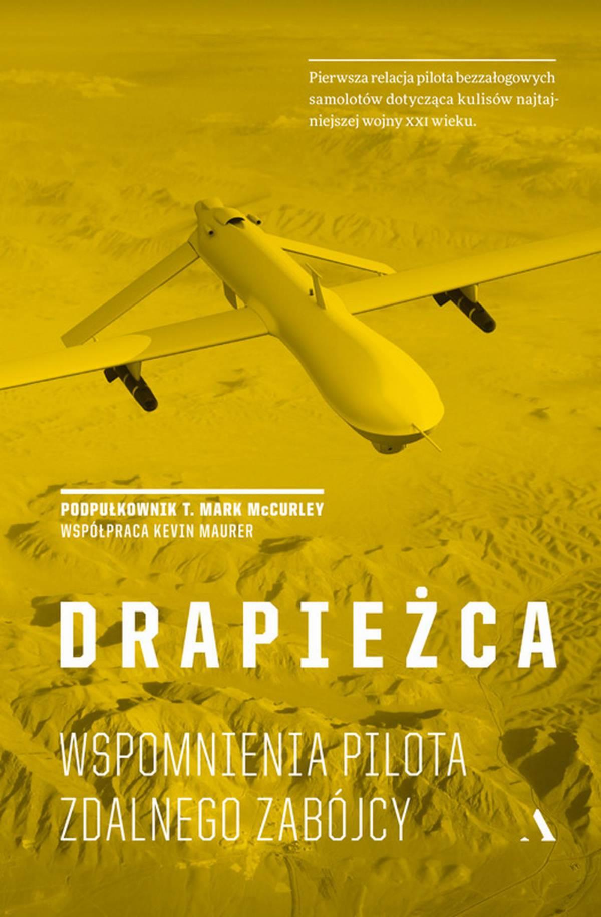 Drapieżca. Wspomnienia pilota zdalnego zabójcy - Ebook (Książka EPUB) do pobrania w formacie EPUB