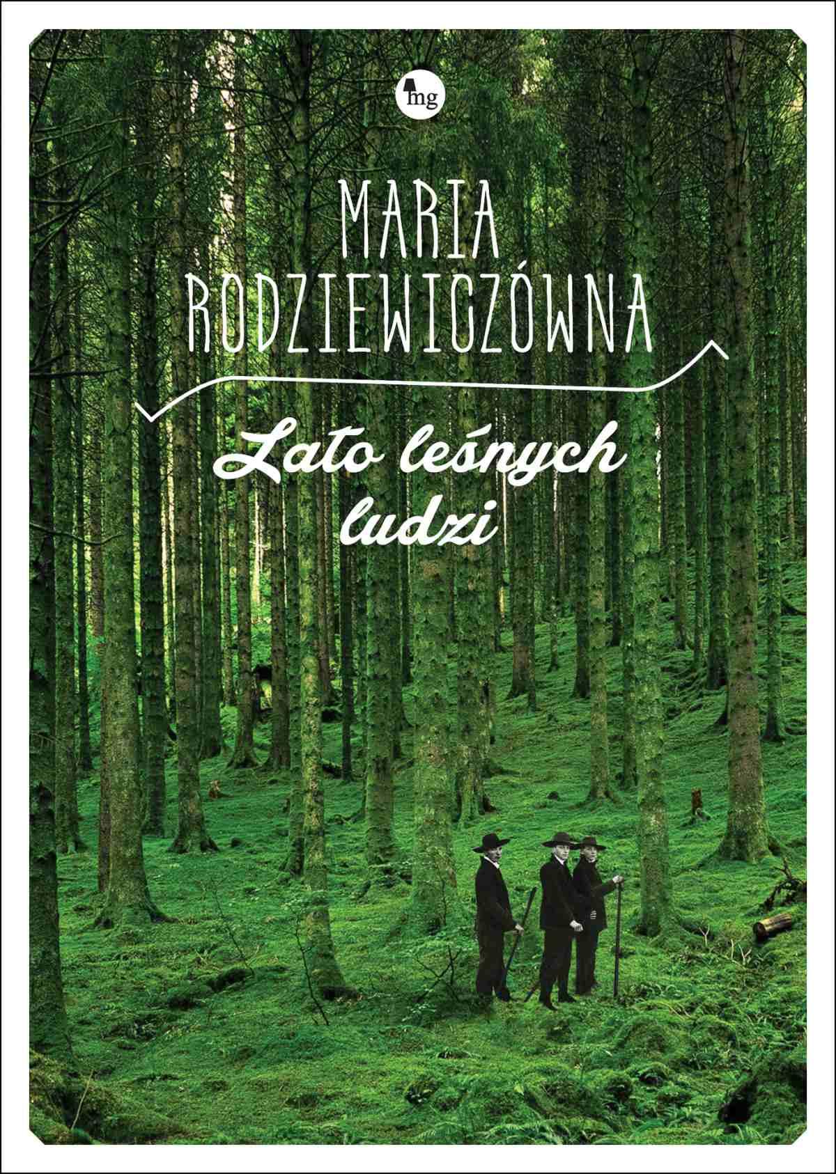 Lato leśnych ludzi - Ebook (Książka EPUB) do pobrania w formacie EPUB