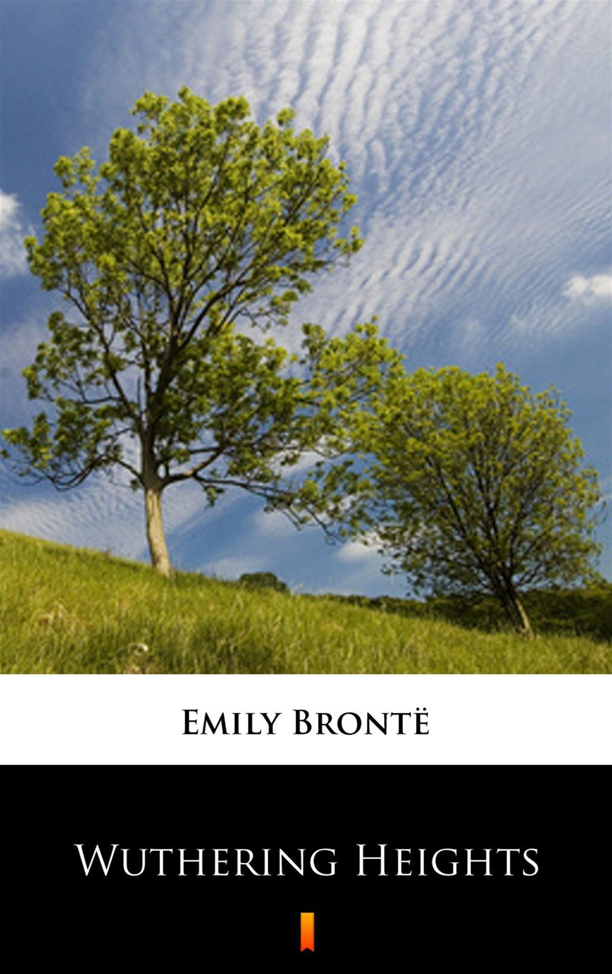 Wuthering Heights - Ebook (Książka na Kindle) do pobrania w formacie MOBI