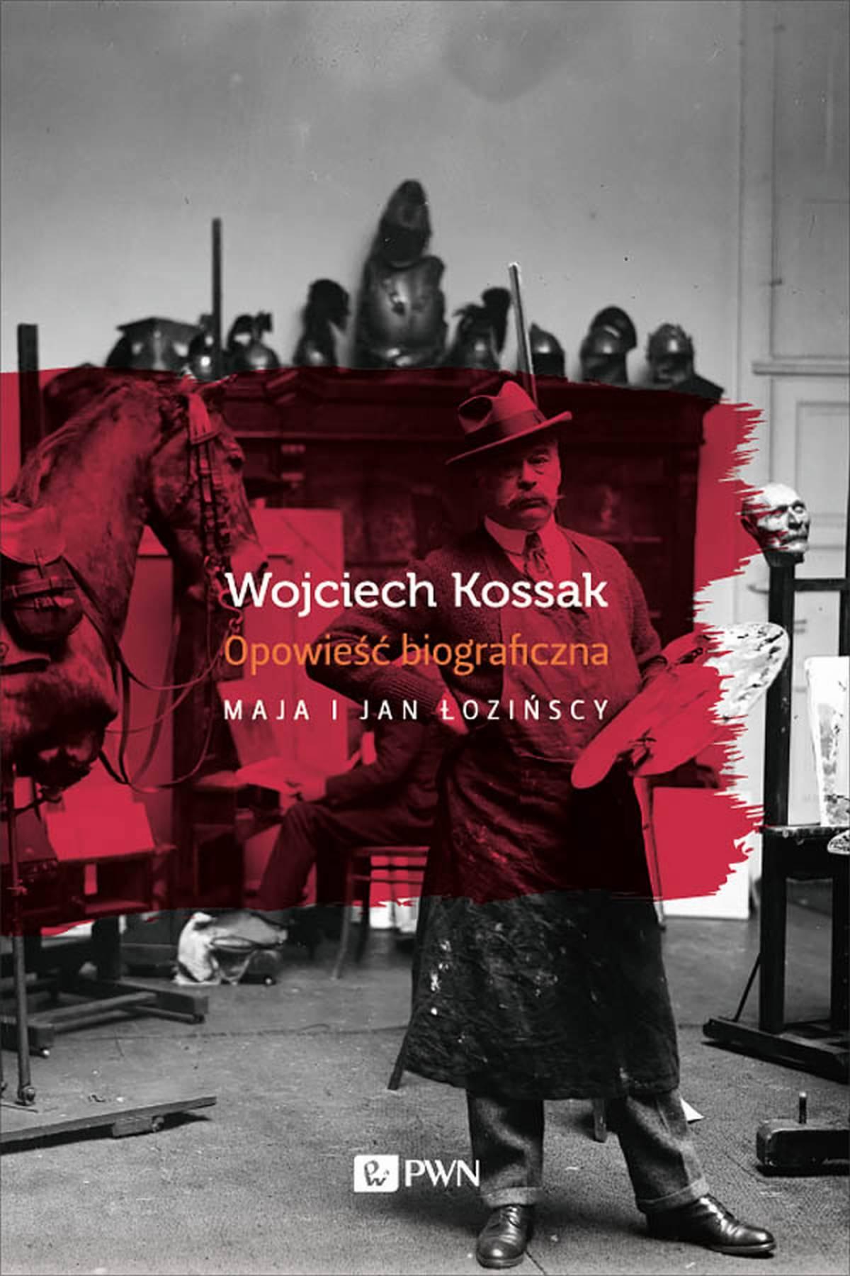 Wojciech Kossak - Ebook (Książka EPUB) do pobrania w formacie EPUB