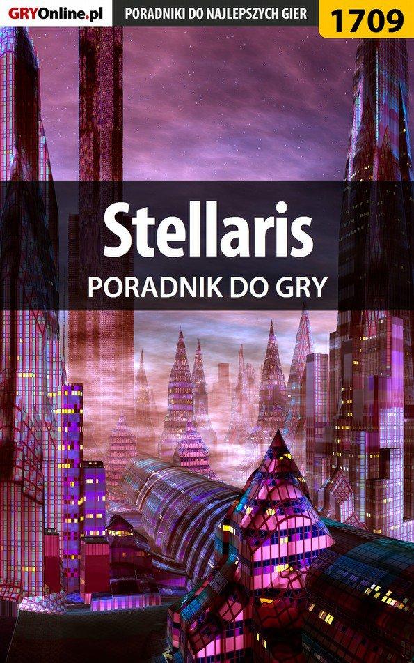 Stellaris - poradnik do gry - Ebook (Książka EPUB) do pobrania w formacie EPUB