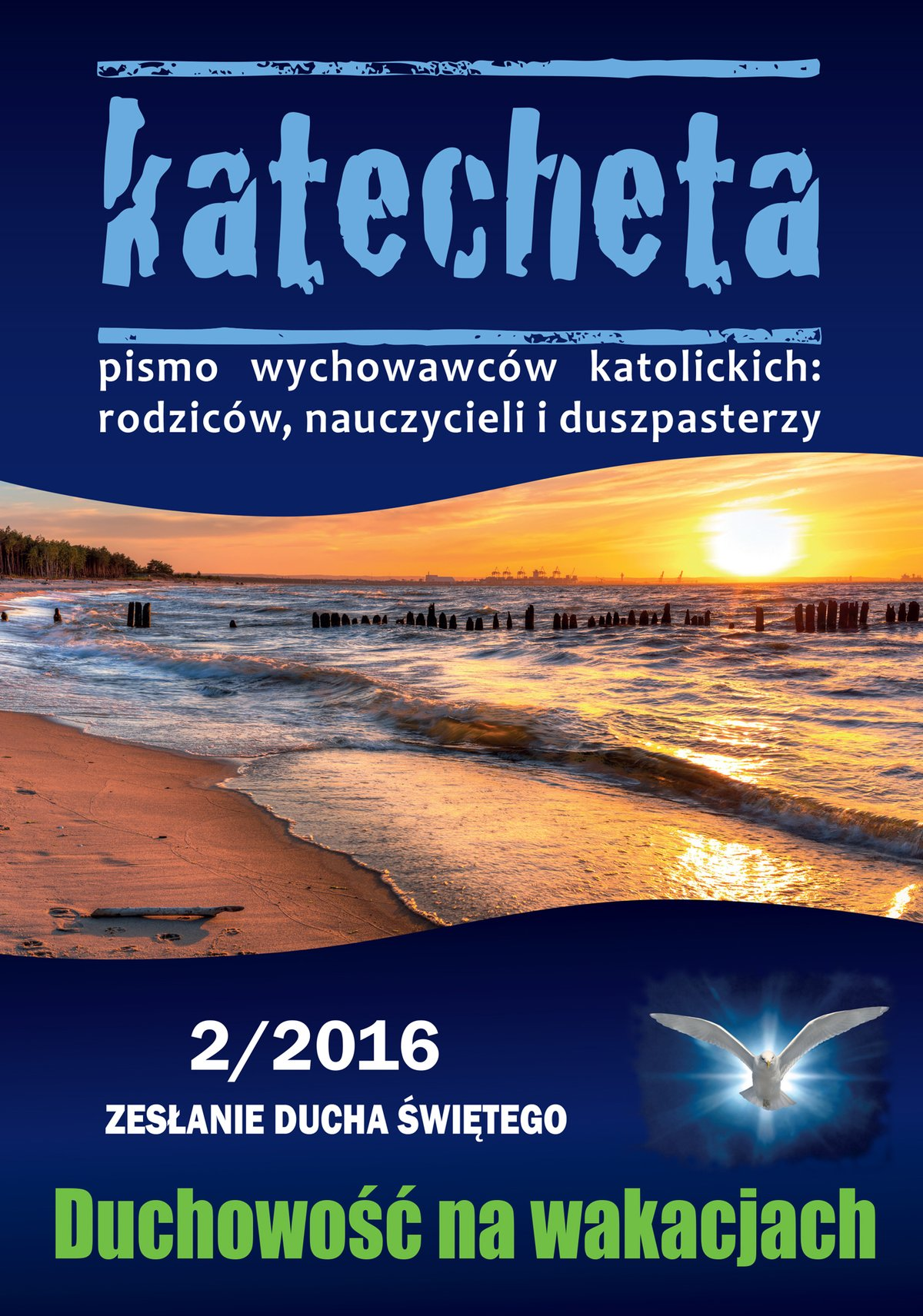 Katecheta nr 02/2016 - Ebook (Książka na Kindle) do pobrania w formacie MOBI