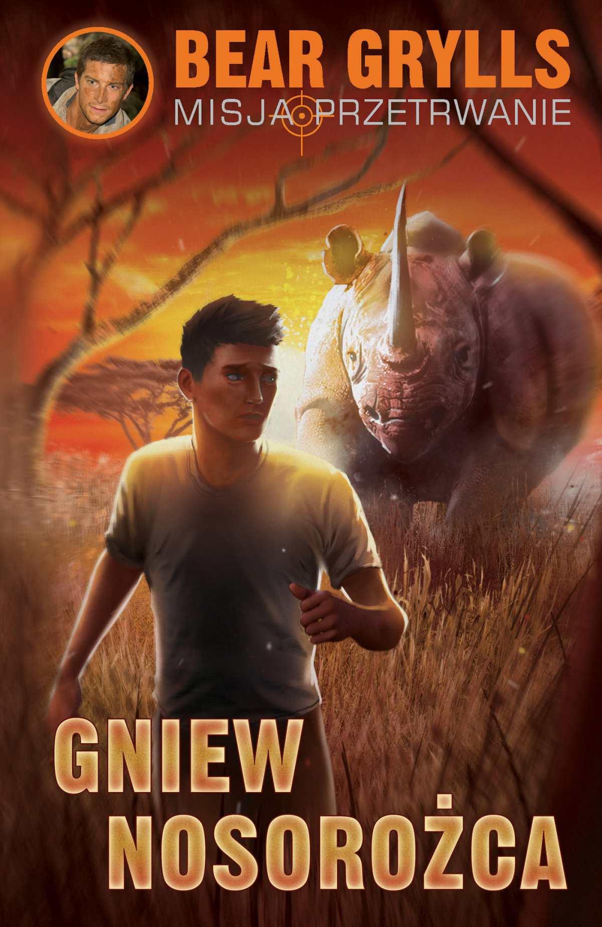 Gniew nosorożca - Ebook (Książka na Kindle) do pobrania w formacie MOBI