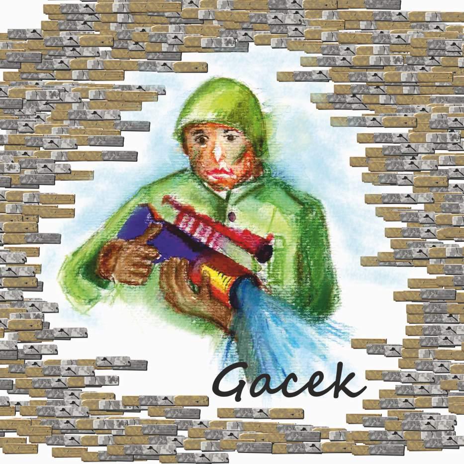 Gacek - bajka uzdrawiajka - Audiobook (Książka audio MP3) do pobrania w całości w archiwum ZIP
