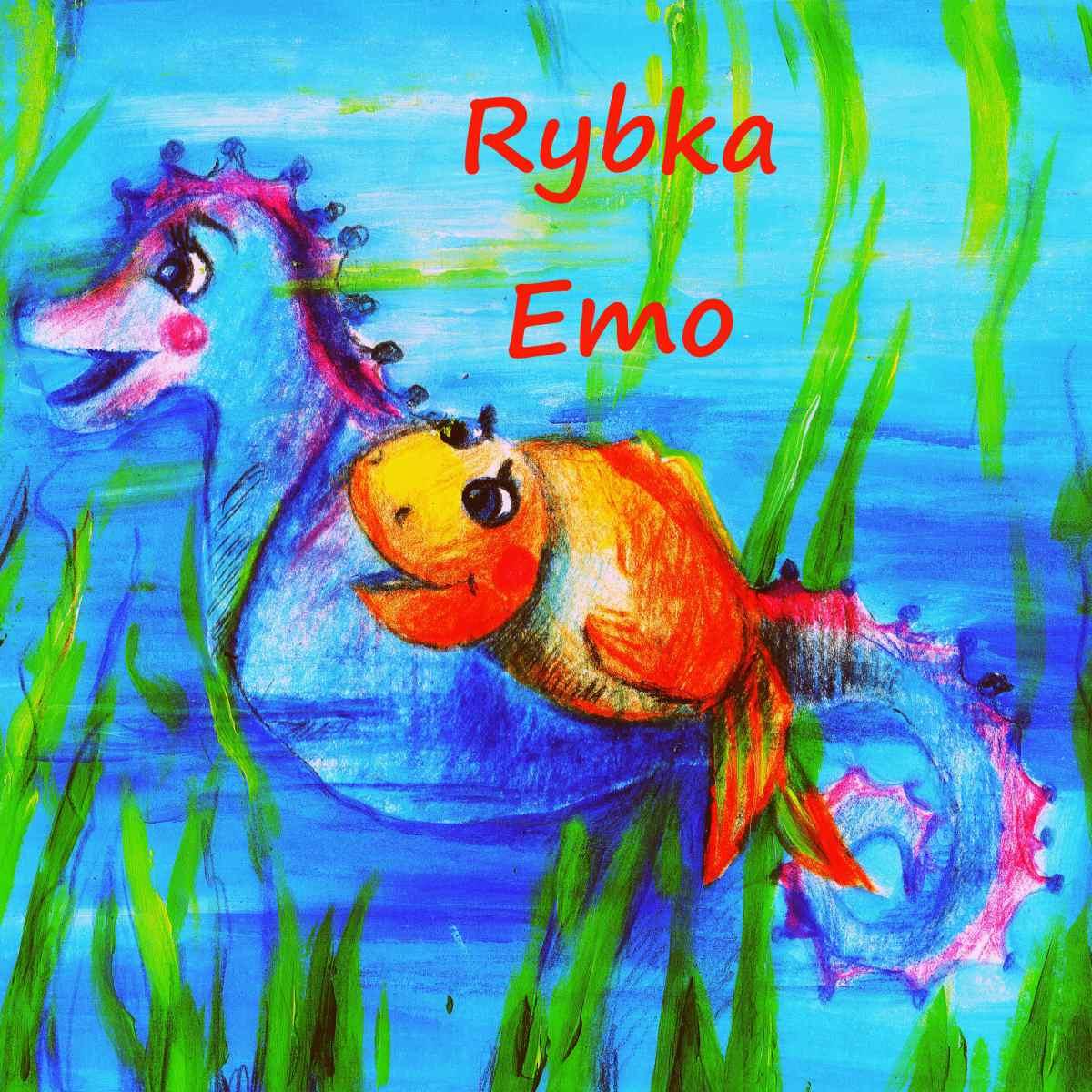 Rybka Emo - Audiobook (Książka audio MP3) do pobrania w całości w archiwum ZIP
