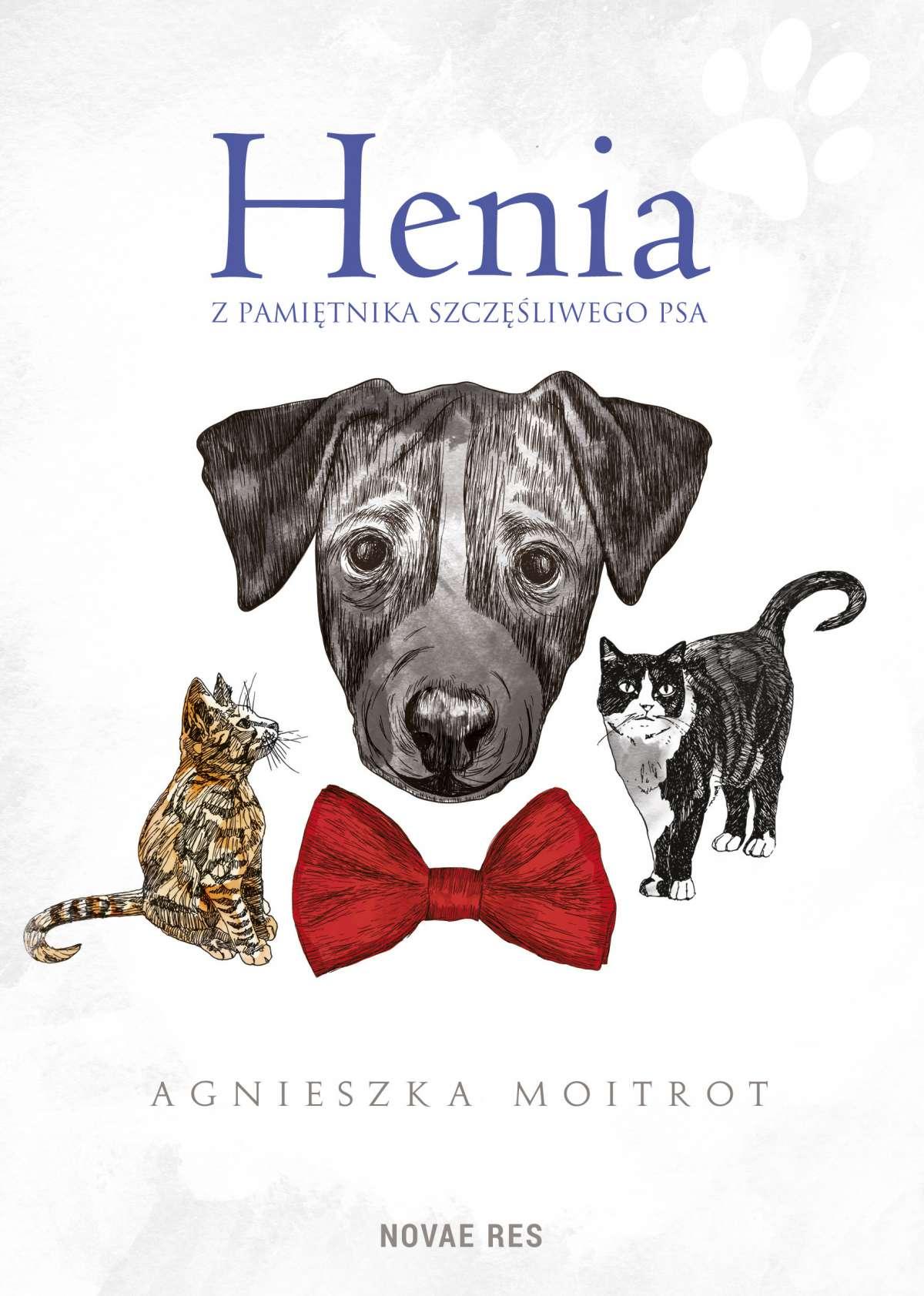Henia. Z pamiętnika szczęśliwego psa - Ebook (Książka EPUB) do pobrania w formacie EPUB