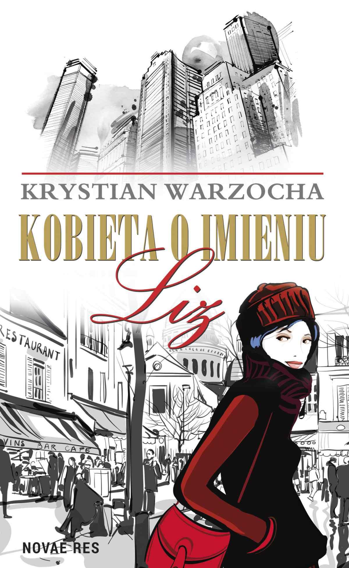 Kobieta o imieniu Liz - Ebook (Książka na Kindle) do pobrania w formacie MOBI