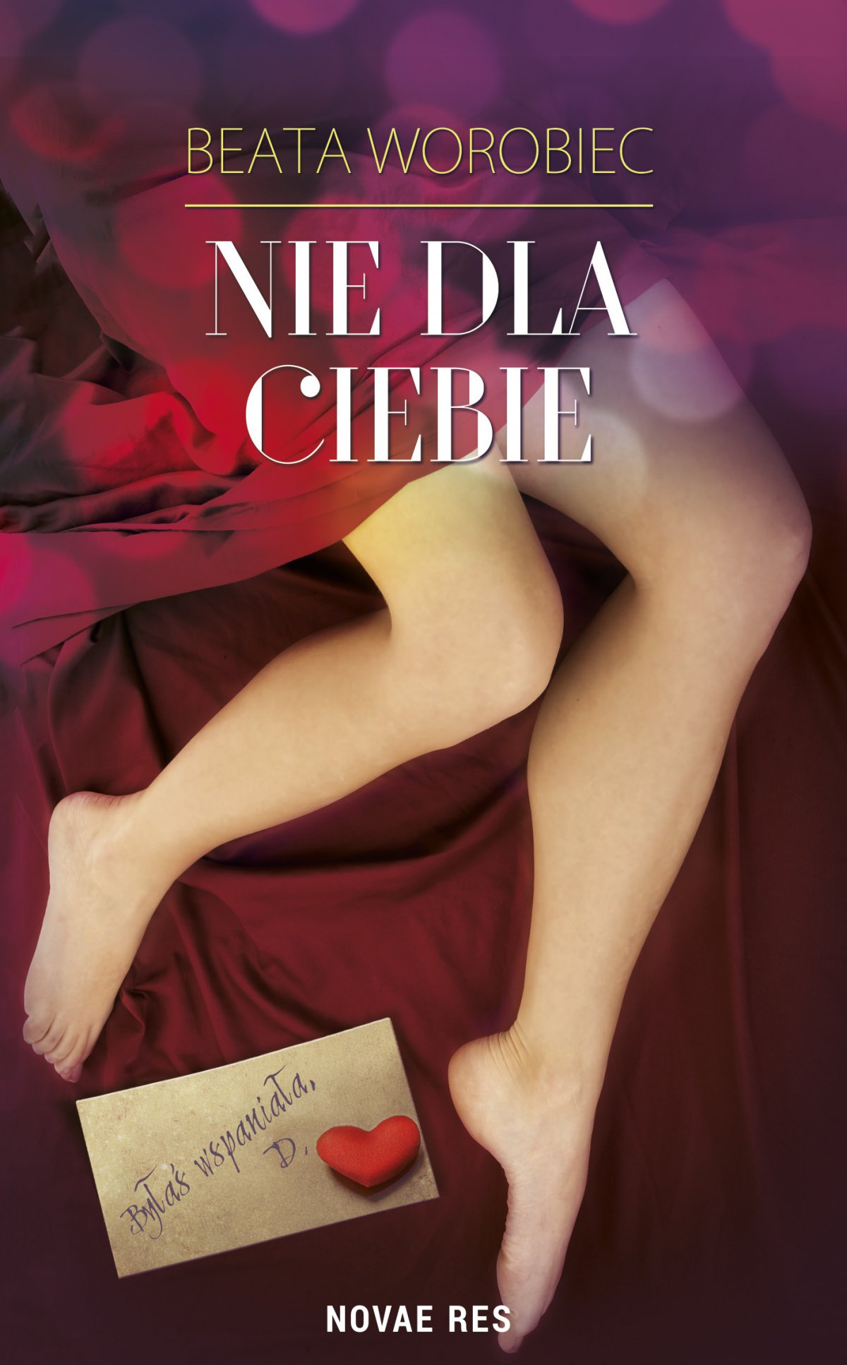 Nie dla ciebie - Ebook (Książka na Kindle) do pobrania w formacie MOBI