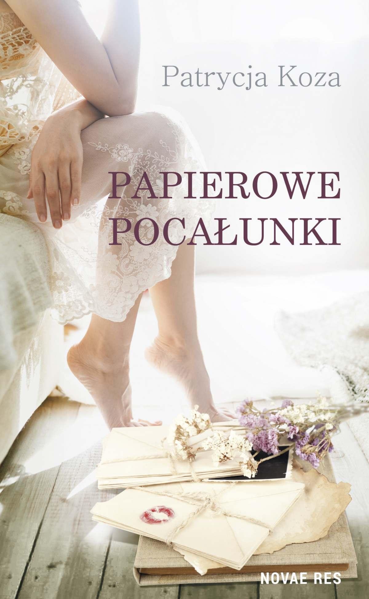Papierowe pocałunki - Ebook (Książka EPUB) do pobrania w formacie EPUB