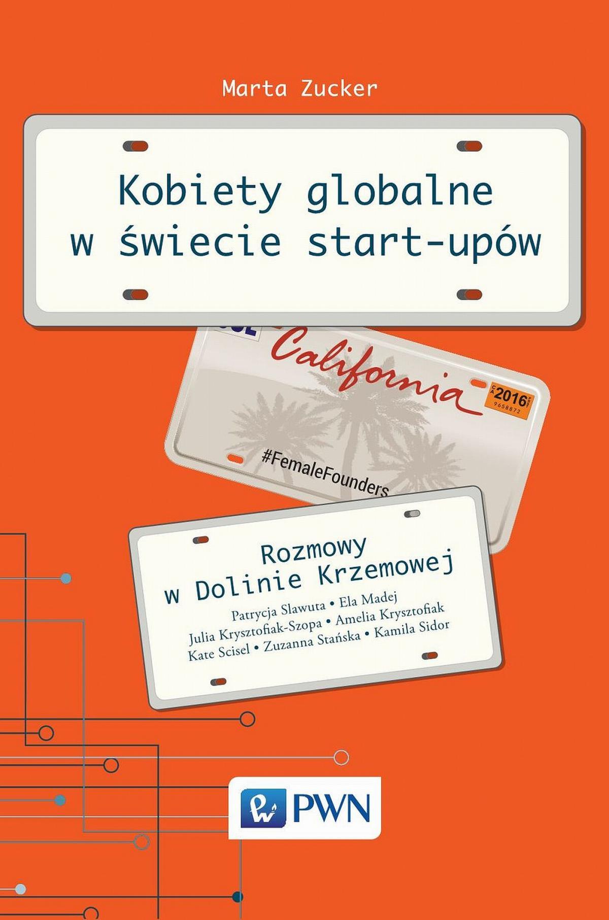 Kobiety globalne w świecie start-upów - Ebook (Książka na Kindle) do pobrania w formacie MOBI