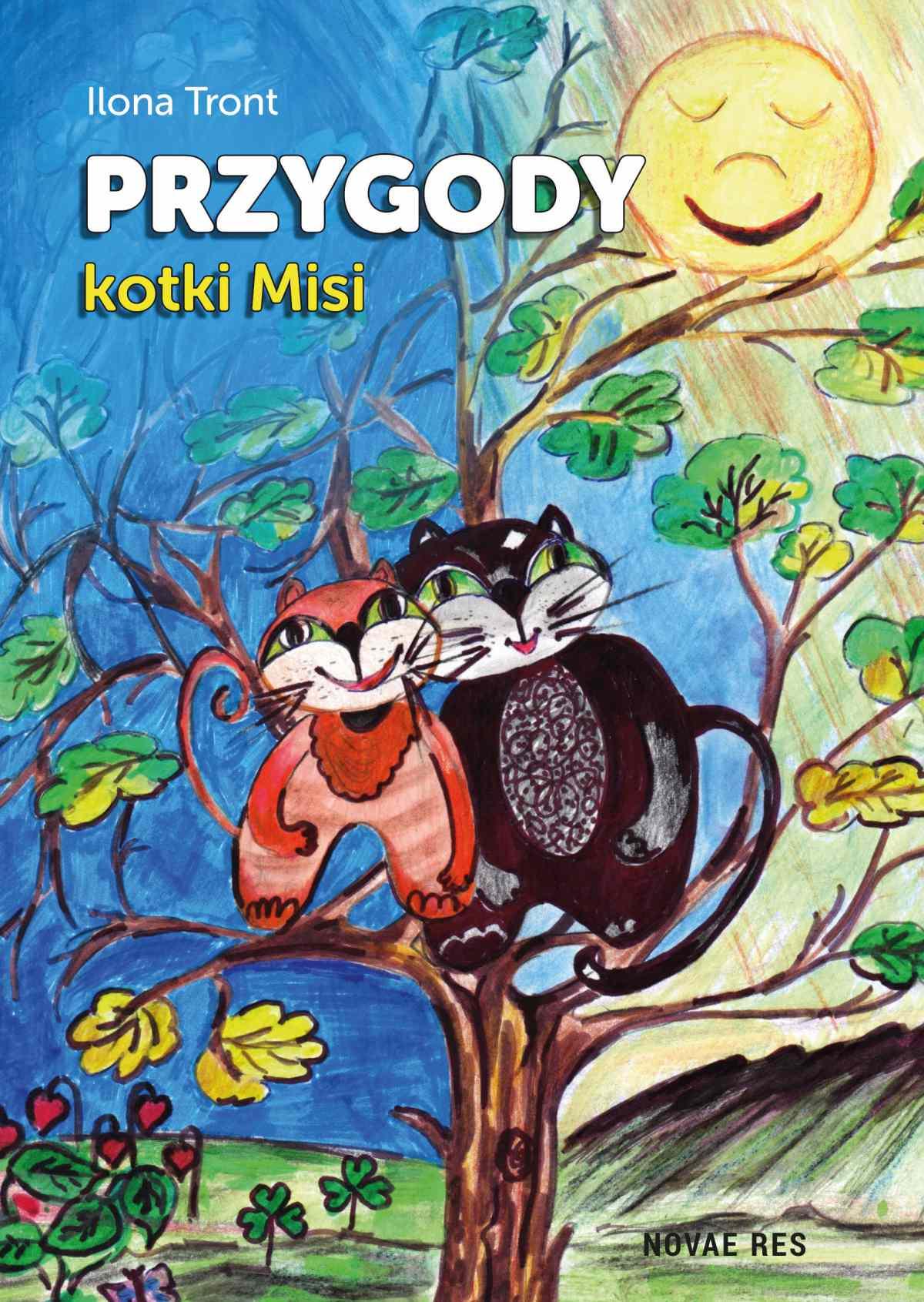 Przygody kotki Misi - Ebook (Książka na Kindle) do pobrania w formacie MOBI